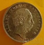 5 марок, 1901 год, Саксония., фото №4