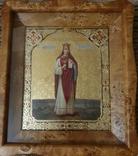 """Икона """"Святая Варвара """", фото №3"""