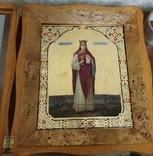 """Икона """"Святая Варвара """", фото №4"""