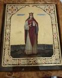 """Икона """"Святая Варвара """", фото №5"""