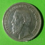 2 марки, Баден, 1901 год., фото №2