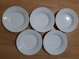 Общепит СССР  тарелка 5 штук, фото №2