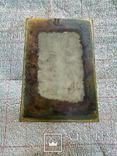 Барельефиз Целлулоида Спорт Большой Теннис Подпись Автора  25Х17 см   0.8 кг, фото №5