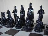 Шахматы воины, фото №5