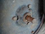 Массивные узкие колеса на подшипниках., фото №9