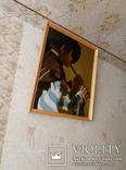 """Копия картины """"Флейтист"""" Х Тербрюгген, фото №9"""