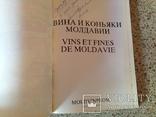 Вина и коньяки Молдавии. На русском и французском языках, фото №4