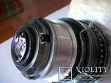 Объектив окс-4-28-1  к кинокамере конвас, фото №6