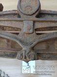 Старинные весы 5 кг на реставрацию, фото №4