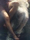 На качелях.Италия. репродукция, фото №4