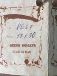 На качелях.Италия. репродукция, фото №10