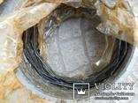 Комплект поршневых колец двигателя Газ-53, новые,ремонтный размер 1.0, фото №4