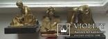 Бронзовый набор. ADOLF POHL (Адольф Поль ) 1872 - 1938 гг. Австрия., фото №7