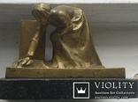 Бронзовый набор. ADOLF POHL (Адольф Поль ) 1872 - 1938 гг. Австрия., фото №9