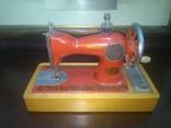 Швейная машинка детская СССР, фото №2