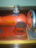 Швейная машинка детская СССР, фото №6