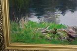 Картина  Шелудько Л. Н.   126х80, фото №9