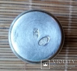 Стопка срібна 84, 1899-1908рр., Н4,7 см, 17,1 г., фото №7