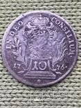 10 крейцеров 1776 г. Германия, фото №3