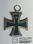 Залізний хрест 2 класу. Крест 1914 W II. Копія., фото №2