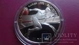 10  долларов 1990  Бег острова  Кука серебро   (S.4.9)~, фото №2