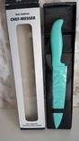 """Большой нож в упаковке"""" CHEF-MESSER"""" .Германия., фото №2"""