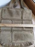 Кожаная сумка., фото №4