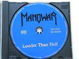 CD. ManowaR - Louder Than Hell., фото №5