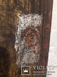 Церковна ікона Св.Матей, кінець ХVIII початок XIX ст., фото №5