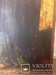 Церковна ікона Св.Матей, кінець ХVIII початок XIX ст., фото №7