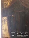 Церковна ікона Св.Матей, кінець ХVIII початок XIX ст., фото №9