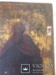 Церковна ікона Св.Матей, кінець ХVIII початок XIX ст., фото №10
