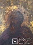 Церковна ікона Св.Матей, кінець ХVIII початок XIX ст., фото №11
