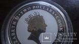 2  доллара 2008 острова Кука Стойкий оловянный солдатик Союз Мультфильм серебро 999 унция, фото №7