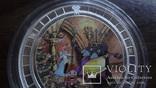 2  доллара 2008 острова Кука Щелкунчик Союз Мультфильм серебро 999 унция, фото №3