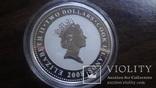 2  доллара 2008 острова Кука Щелкунчик Союз Мультфильм серебро 999 унция, фото №6