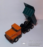 Модель машины КрАЗ самосвал СССР, фото №2