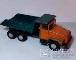 Модель машины КрАЗ самосвал СССР, фото №3