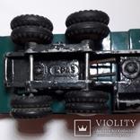 Модель машины КрАЗ самосвал СССР, фото №9