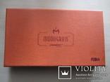 Подарочный набор MOONGRASS ручка+визитница+брелок, фото №2