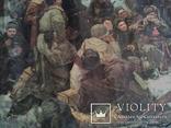 """Копия картины Непринцева Ю.М. """"Отдых после боя"""", фото №6"""