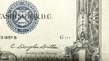 4 банкноты 1910,1919,1957 год доллар1957g777, фото №3