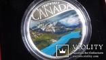 10  долларов  2017  Канада озеро Пейто  серебро, фото №4