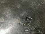 Сахарница серебро 84 проба, фото №12