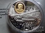 20 долларов 1991 Хевиленд Биве серебро, фото №2