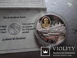 20 долларов 1991 Хевиленд Биве серебро, фото №3