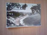 Симеиз. Пляж, фото Альперта,  1953, фото №2