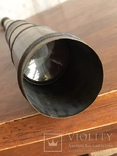 Большая старинная зрительная труба, фото №6