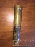 Большая старинная зрительная труба, фото №8