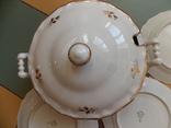 Столовый набор на три персоны. Коростень 1957 - 60 гг., фото №11